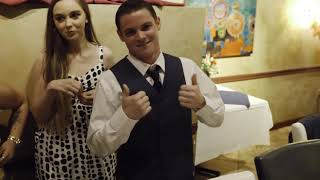 TORI AND ZACH WEDDING