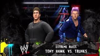 WWE 12 - Tony Hawk vs Trunks [Atom Weight Tourney Rd. 3]