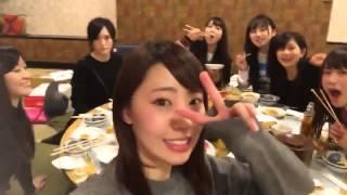 NMB48 新年会の様...