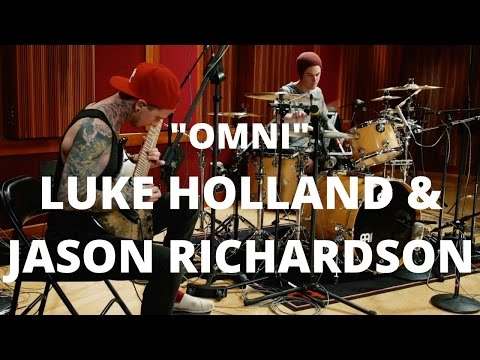 """Meinl Cymbals Luke Holland Jason Richardson """"Omni"""""""