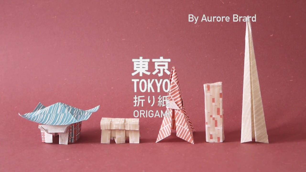 tokyo origami youtube