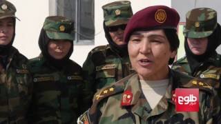 Female ANA Officers Call For More Women Recruits