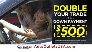 Auto Outlet of Webster Black Friday Sales Event