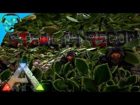 Pre Raid Prep, Stealth Mission Scouting and ARK Myth Busting! ARK Ragnarok PVP E27