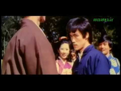 Bruce Lee. I do not hit. It hits all by itself 2017