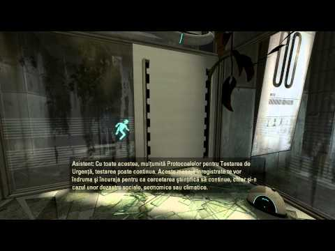 Portal 2 - Gameplay on 7950 Full HD