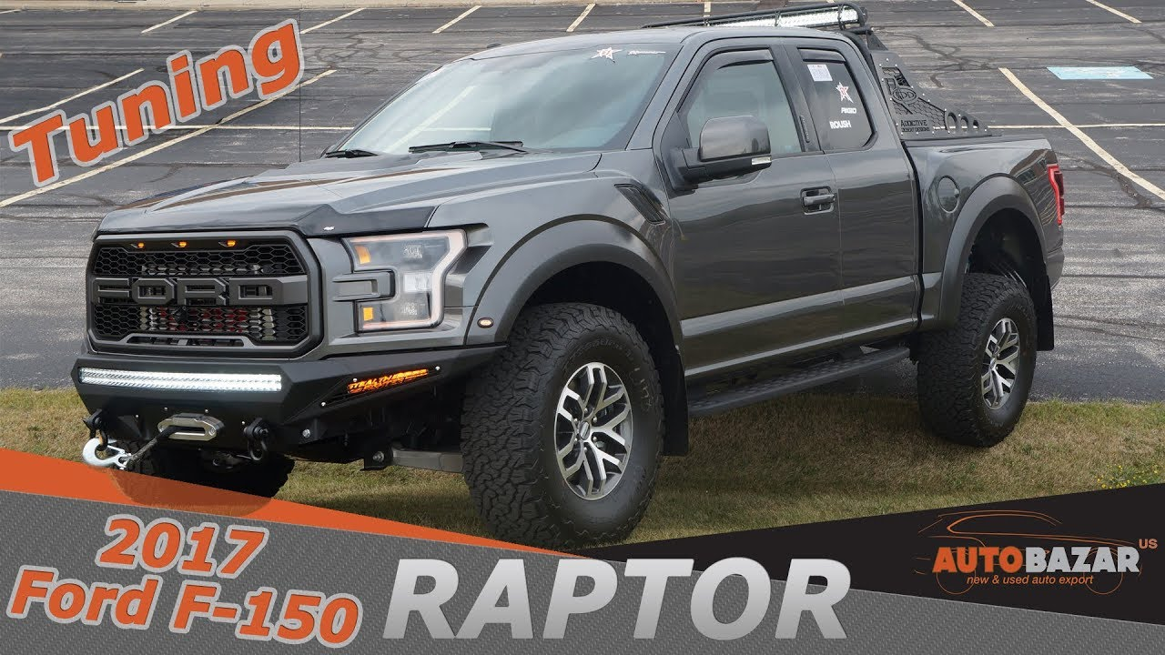 2017 Ford Raptor Review - The Most INSANE TRUCK You Can Buy From A .