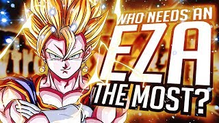 WHICH FESTIVAL EXCLUSIVES NEED AN EXTREME Z AWAKEN?! Dragon Ball Z Dokkan Battle EZA