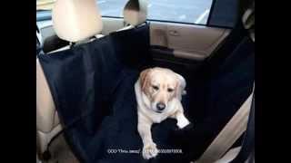 Гамак для перевозки собак