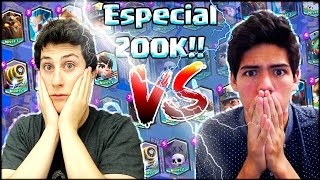 ¡¡ DUELO DE 16 LEGENDARIAS VS ANTRAX !! | QUIEN PIERDA COME HUEVO CRUDO!! ESPECIAL 200K [WithZack]