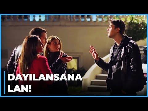 Civan'dan Cenk'e: