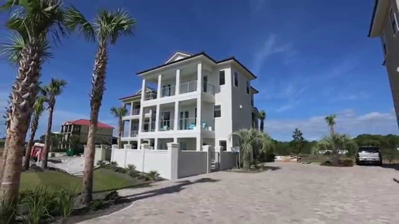 Dune Allen Beach Florida Vacation Rental Brand New 5 Bedroom 6 5 Bathroom Luxury House On 30a