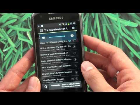 Samsung Galaxy Xcover 2 - Mutlimedia - Teil 5