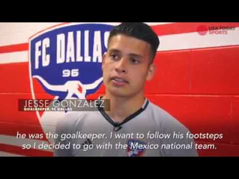 American-born goalkeeper chooses to play for Mexico National Team