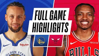 GAME RECAP: Warriors 129, Bulls 128