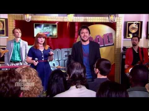 """Luce : Interview + """"Western Spaghetti"""" (à Planète Musique Mag Le 10 Décembre 2011)"""