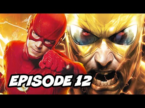 The Flash Season 6 Episode 12 Crisis On Infinite Earths TOP 10 WTF And Easter Eggs