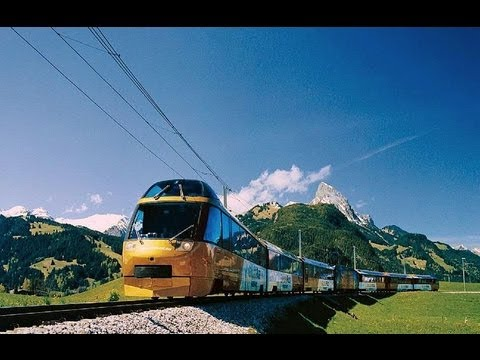 Golden Pass: Montreux to Lucerne