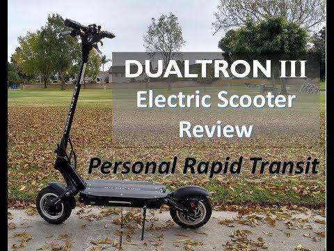 Dualtron 3 review