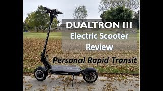 Dualtron 3 review