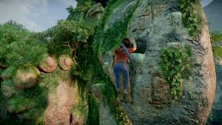 Uncharted™: The Lost Legacy sex glitch