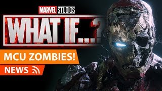 Marvel Zombies featured in Marvels WHAT IF Disney+ Series