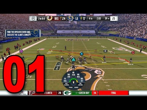 Madden 17 Ultimate Team - Part 1 - IT