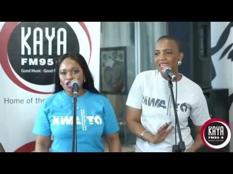 Spikiri Performs 'Yonke'into Ihlangene' Live & Unlugged on Kaya FM