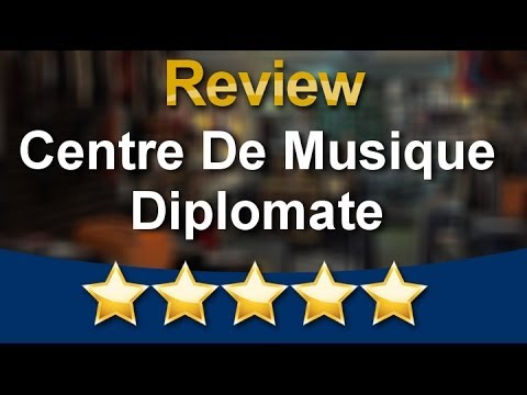 Centre De Musique Diplomate Montreal Perfect 5 Star Review by Risa D.