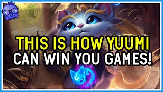 See how Yuumi is still OP with Assassins! - High ELO - League of Legends