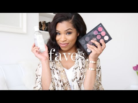 MARCH FAVOURITES | Fashion & Beauty