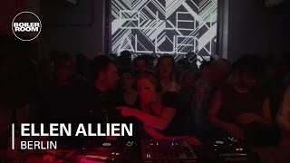 Ellen Allien 70 min Boiler Room Berlin DJ Set