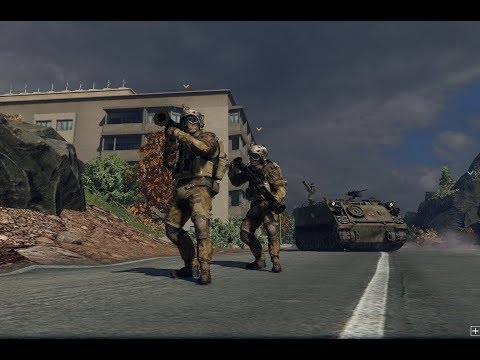 M113 - Mechanized