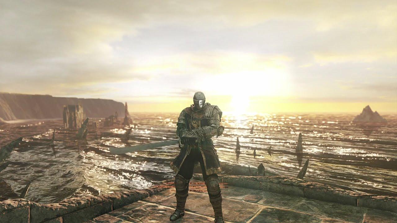 Dark Souls 2 Oros Arsenal Falchion
