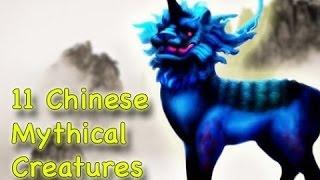11 Sinh Vật Đáng Sợ Nhất Trung Quốc | Khoa Học Huyền Bí