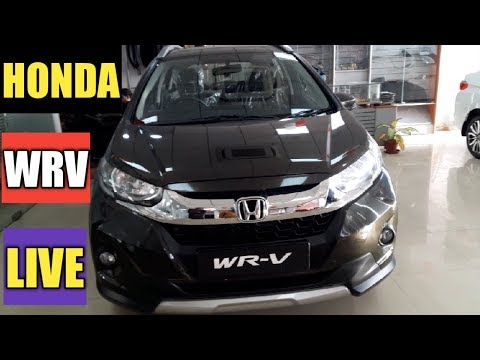 HONDA WRV LATEST REVIEW 2020 LIVE || FULL DETAILS PRICE & FEATURE