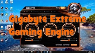 Gigabyte Extreme Gaming Engine - 1050 TI GPU - A Brief Look At It.