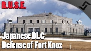 R.U.S.E. - Defense of Fort Knox - Japanese DLC