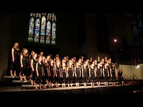 Psalm 8 - Calgary Girls Choir