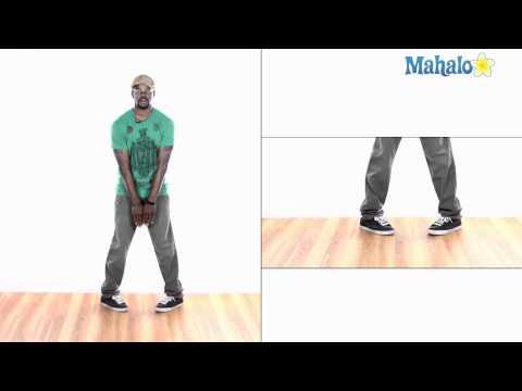 Learn Hip Hop Dance: The Toy Man