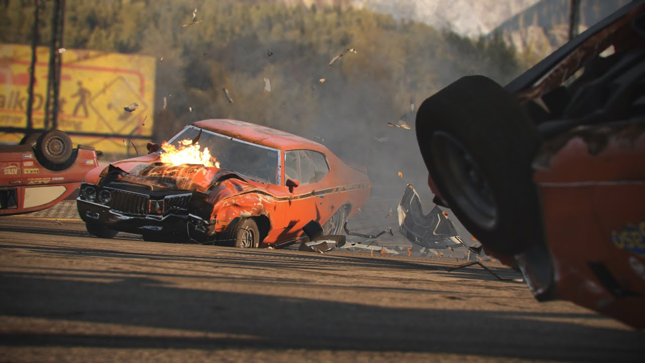 Auto Crash Spiele
