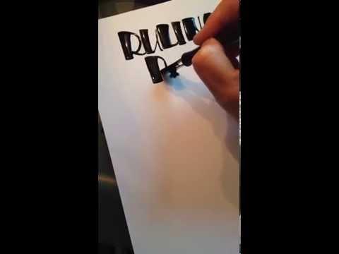 Ruling Pens Rock!