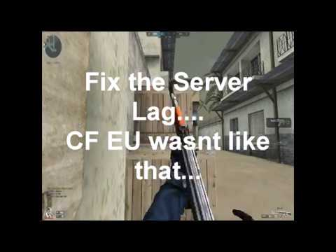 CrossFire West Server Lag...