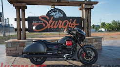 Moto Guzzi MGX-21 Flying Fortress 10 Fast Facts From Sturgis Launch