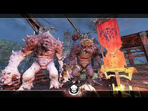 SHADOW OF WAR - UNIQUE DISGUSTING OVERLORD DESTROYER NEMESIS DIFFICULTY