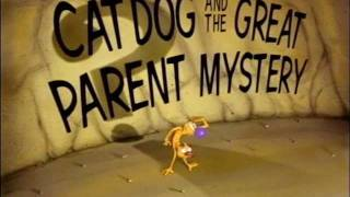 CatDog And The Great Parent Mystery Theme