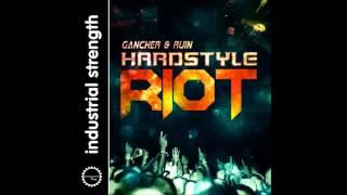 Gancher & Ruin Hardstyle Riot - Sample Pack