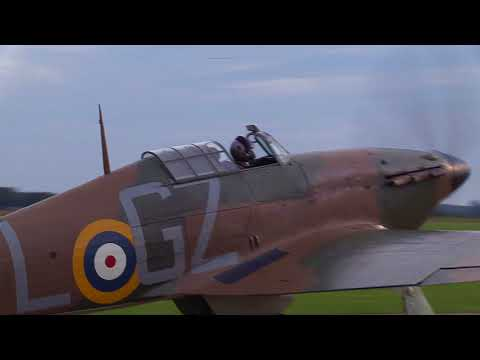 Fighter Finale At The Battle Of Britain Air Show 2017