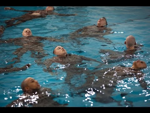 U.S. Marine Corps Water Survival School (documentary)