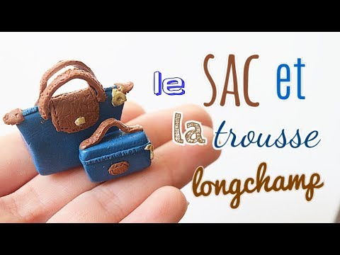 Trousse Fimo La Le School Longchamp Tuto Back Et Facile To Sac qnOwHwxTYS